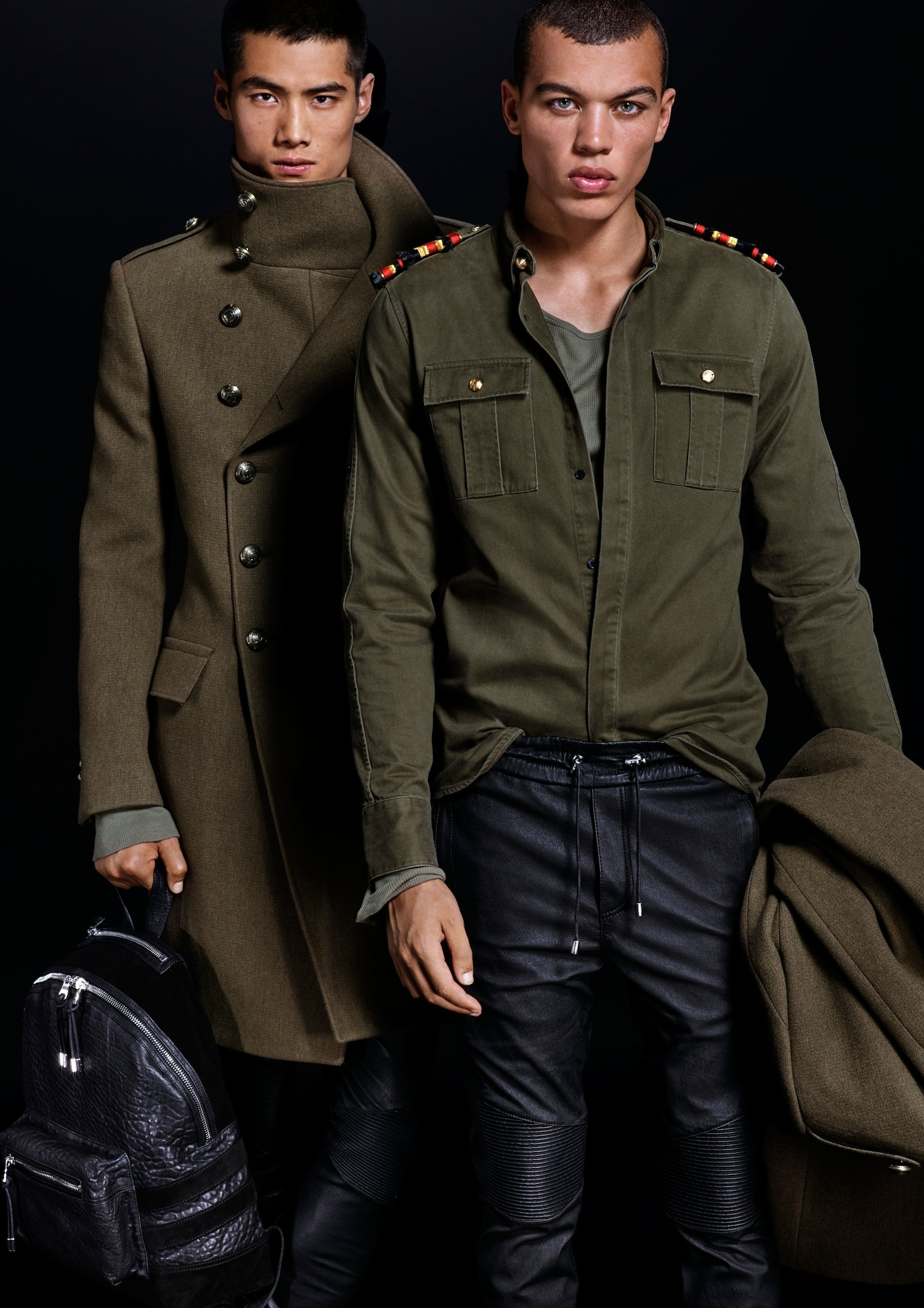 Foto de Lookbook de H&M x Balmain (24/38)