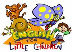 English for little children: entretenida web para aprender inglés