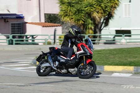 Honda X Adv 2017 Prueba 066