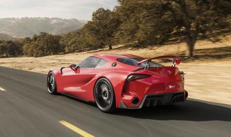 Toyota Ft 1 Concept 1