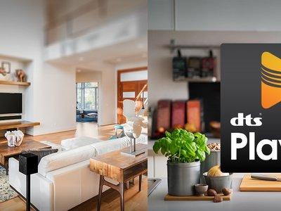 DTS Play-Fi permitirá enviar el audio del televisor a los altavoces de la casa sin cables y en alta definición