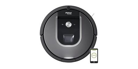 Adelántate al Black Friday equipando tu hogar con un robot aspirador como el Roomba 960 por 398,99 euros esta semana en Amazon