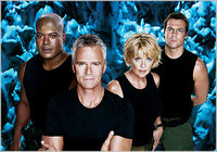 Stargate SG-1 se cerrará en enero