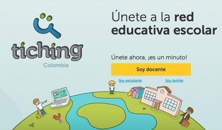 Tiching permite conectar a la comunidad docente para intercambiar conocimientos y experiencias educativas