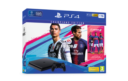 Fifa 19 Ps4 Champions Edition Pack