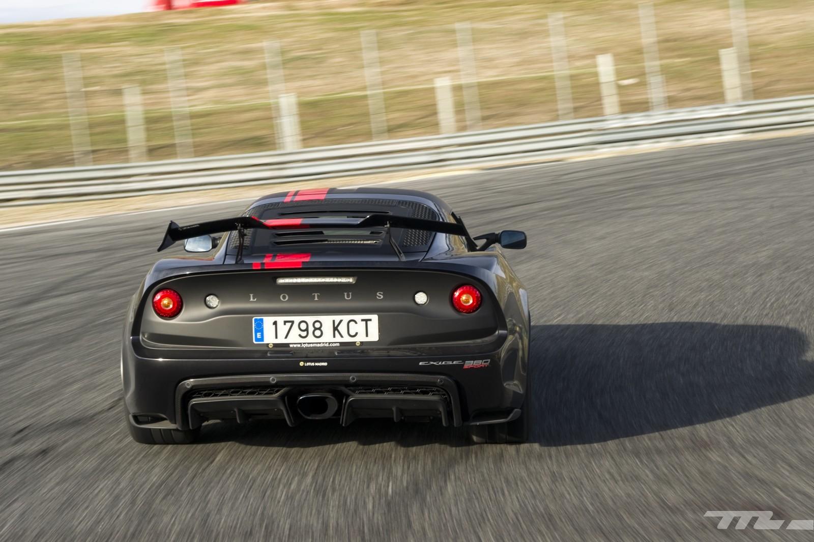 Foto de Lotus Exige 380 Sport (prueba) (24/45)