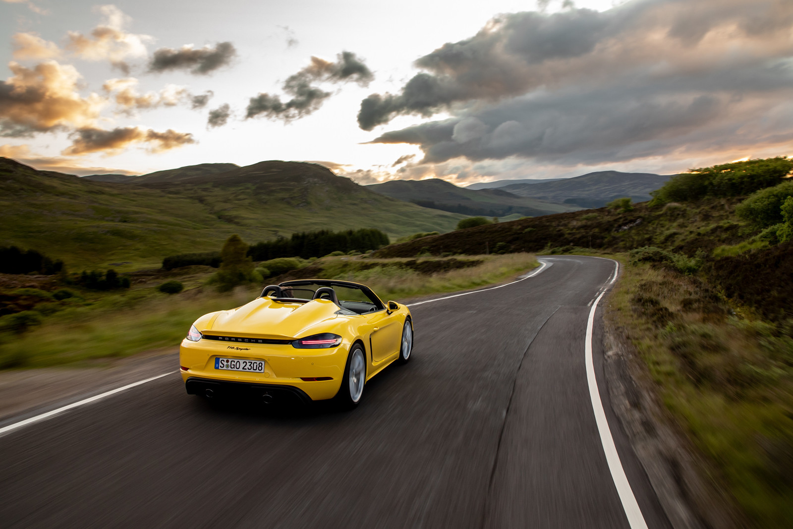 Foto de Porsche 718 Spyder (prueba contacto) (240/296)