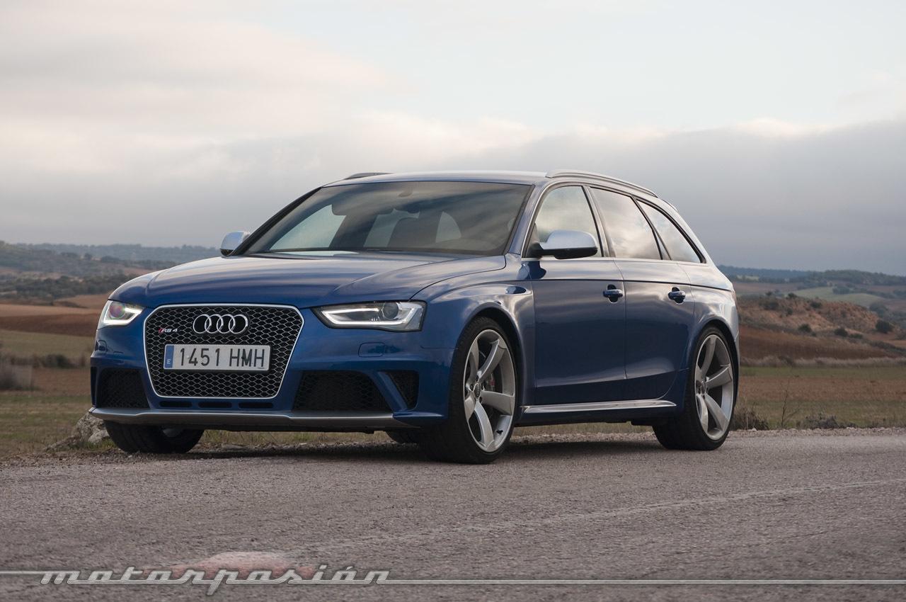Foto de Audi RS4 Avant (prueba) (8/56)