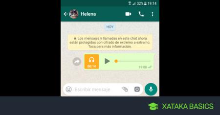 Cómo enviar notas de voz en WhatsApp sin mantener pulsada la pantalla