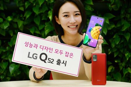 LG Q52: la gama media de LG se renueva con más pantalla  y cámara cuádruple