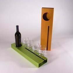 Bandeja para servir el vino