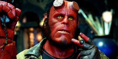 Hellboy Pelicula Del Toro