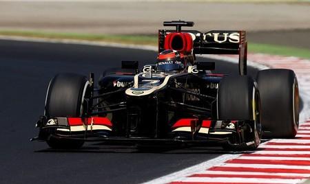 Lotus cambiará su suspensión ilegal para el Gran Premio de Bélgica