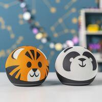 Nuevos Echo, Echo Dot y Echo Show 10: forma de esfera, movimiento, sonido Dolby y edición para niños con diseños de animales