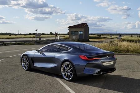 BMW Serie 8 concept car