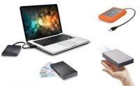 Lacie acelera todos sus discos con USB 3.0