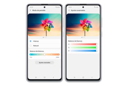 Samsung Galaxy Note10 Lite Pantalla Ajustes 02