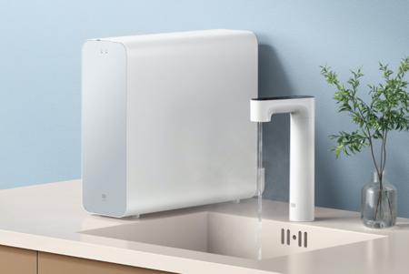 Xiaomi lanza a la venta un purificador de agua que permite hacer infusiones al instante