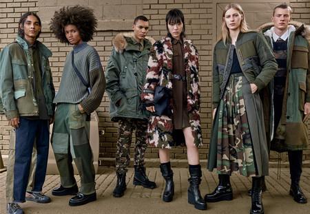 Zara SRPLS tiene los looks militares más llamativos que vas querer lucir esta temporada