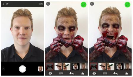 Fear the Walking Dead, tiene ahora su propia app que te permite transformarte en zombie