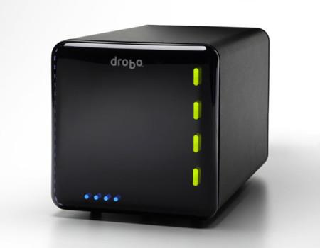 El nuevo Drobo es más rápido y potente