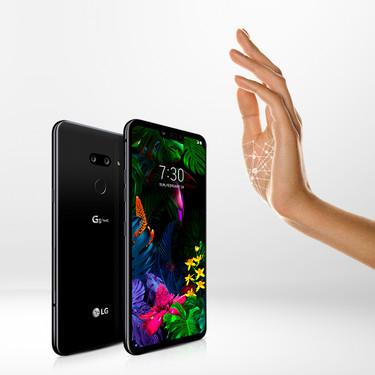 Un móvil que se controla sin tocarlo y otro con tecnología 5G. Así son el el LG G8 ThinQ y el V50 ThinQ, los nuevos smartphones de LG