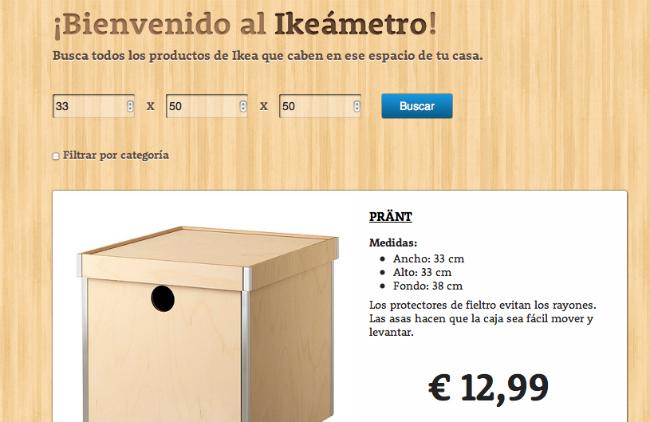 Ikea Meter