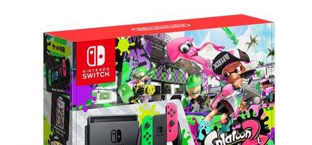 Nintendo Japón vende las cajas del pack de Switch más Splatoon 2... sin consola, ni juego, ni Joy-Con
