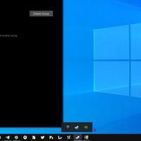 Con esta aplicación para Windows 10 puedes agrupar aplicaciones en un mismo icono de la barra de tareas