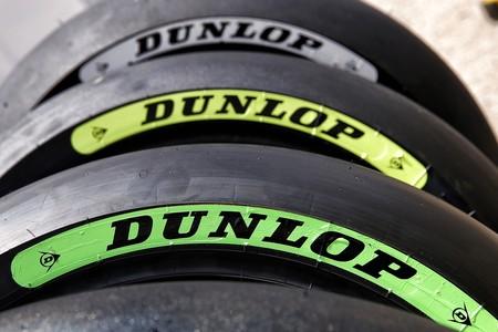 Dunlop le da color a las ruedas de Moto2 y Moto3, para que entendamos mejor las carreras