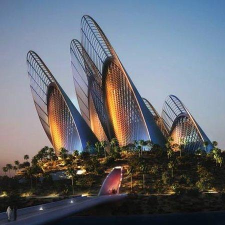 Zayed National Museum, arquitectura futurista de Foster + Partners para Abu Dhabi