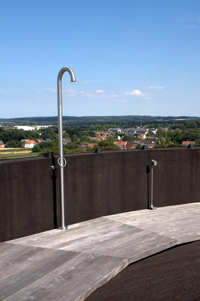 Foto de Casas poco convencionales: vivir en una torre de agua (14/35)