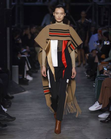 Burberry Autumn Winter 2019 Collection Look 89