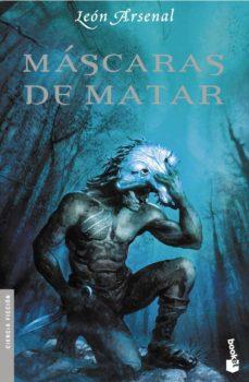 Máscaras de matar (Premio Minotauro 2004)
