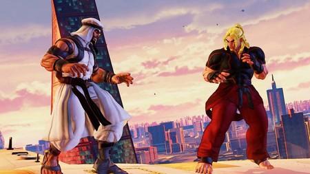 Street Fighter V recibe el curioso escenario de Rashid