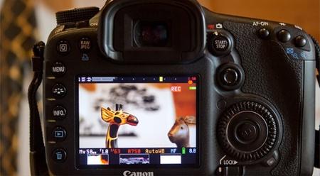 Magic Lantern ya disponible para descargar la versión alpha para la Canon 7D