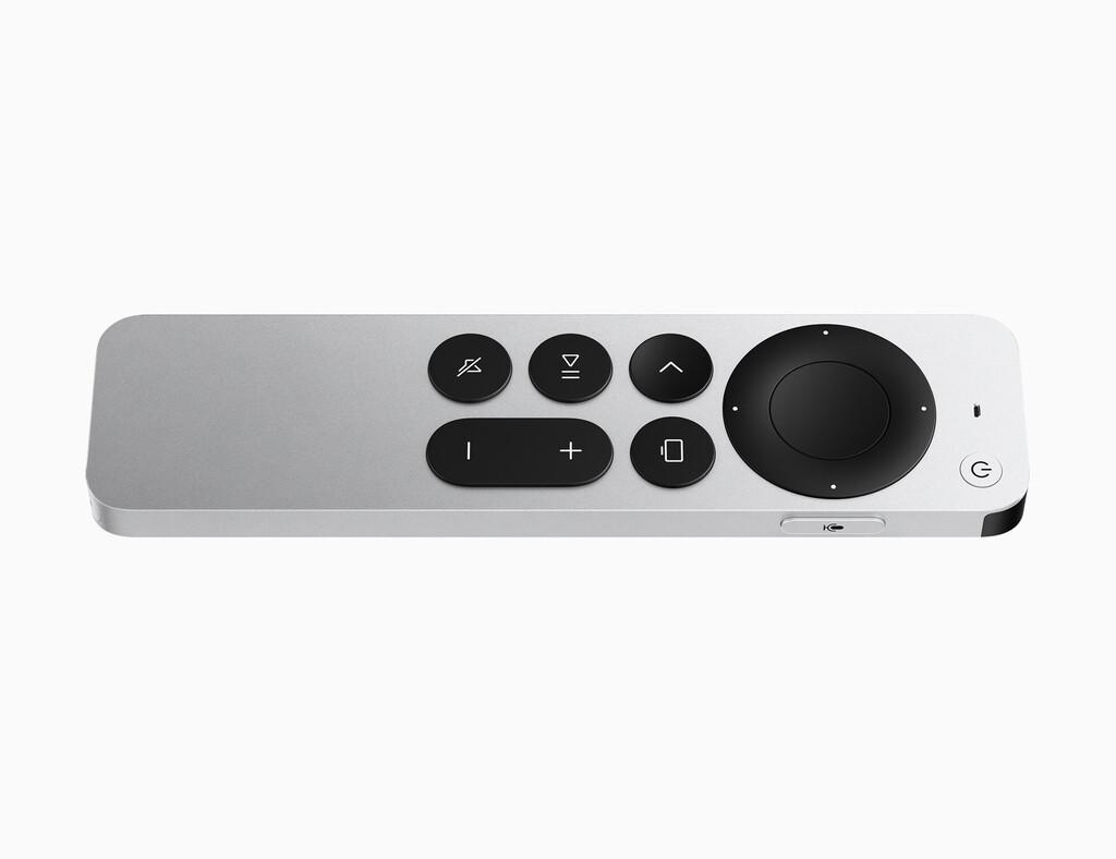 El nuevo Siri Remote podría ser compatible con la app Buscar, por lo menos según Siri