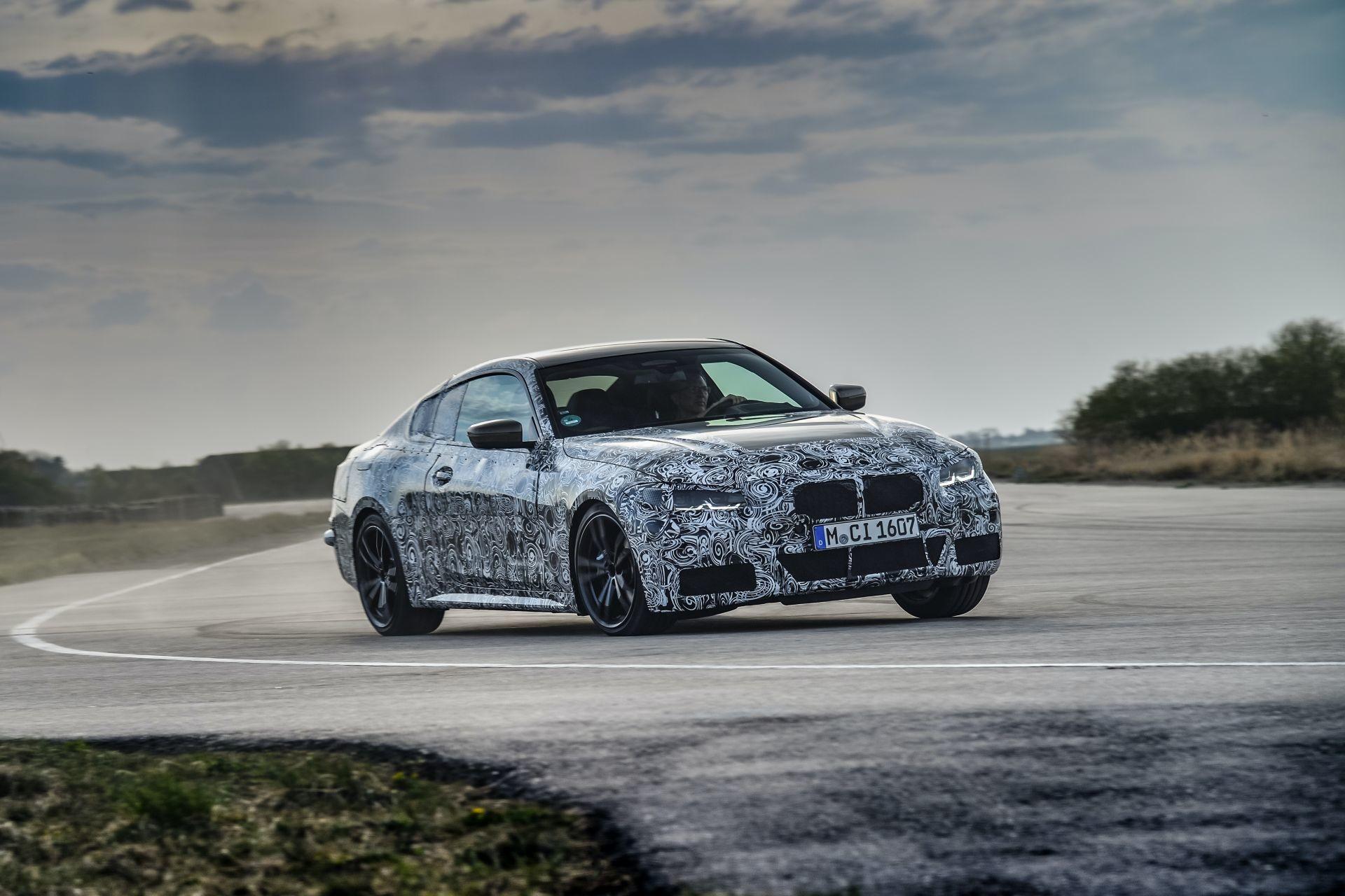 Foto de BMW Serie 4 2021 (fotos espía) (4/38)