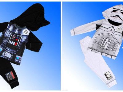 Pijama infantil Star Wars desde 9,93 euros en eBay
