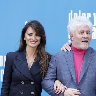 Penélope Cruz se rinde a una de las tendencias del momento en el estreno de Dolor y Gloria: el vestido-blazer