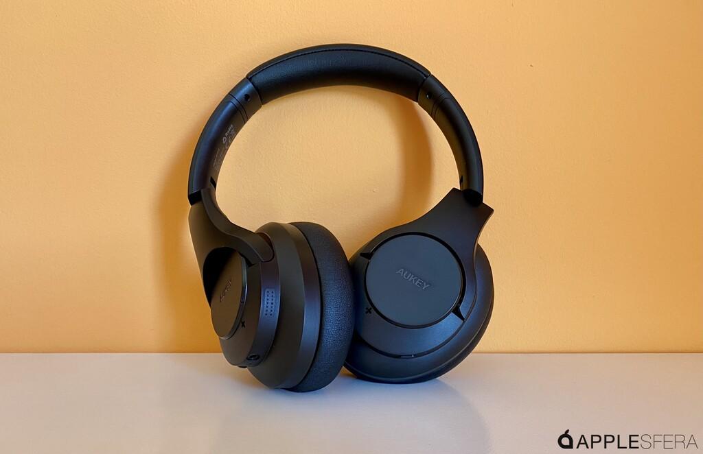 Los EP-N12 de AUKEY, calidad de sonido adecuada y gran comodidad en los nuevos circumaurales de la compañía