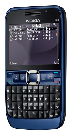 Foto de Nokia E63 (4/5)