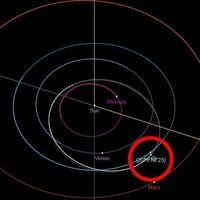 Este es el asteroide que supera a la pirámide de Giza que pasará cerca de la Tierra
