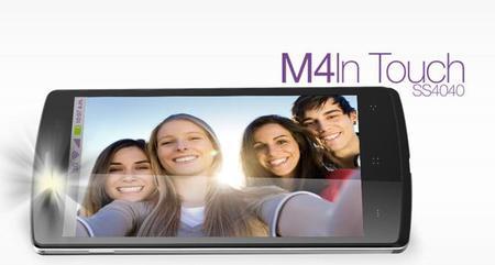 M4In Touch SS4040, precio y disponibilidad con Telcel