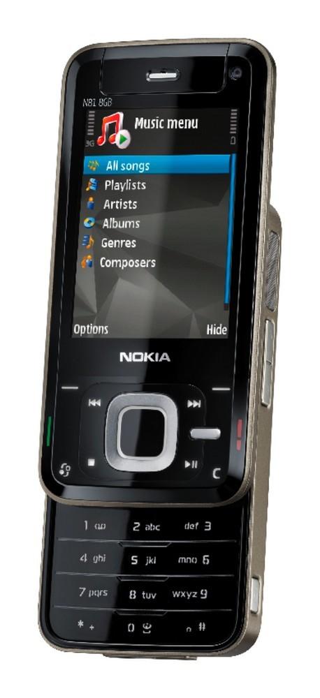 Foto de Nokia N81 (4/7)