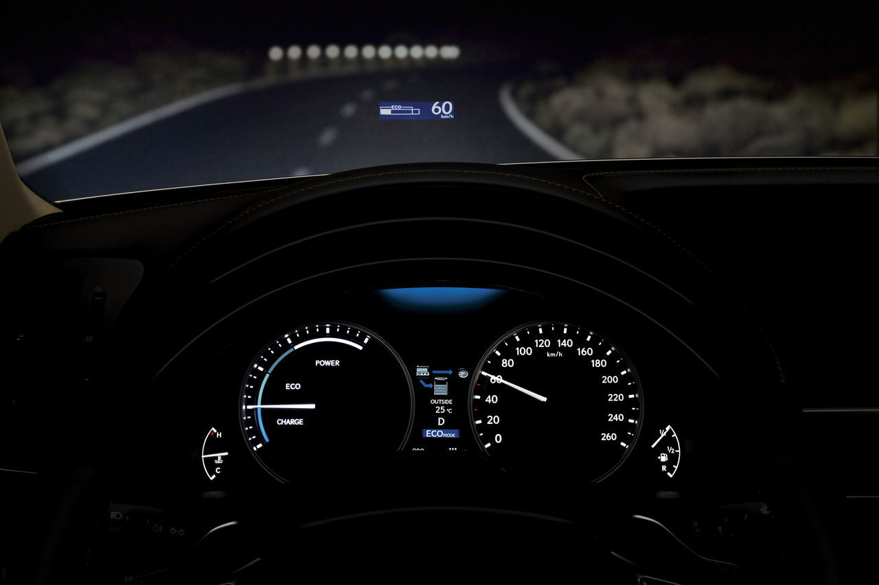 Foto de Lexus GS 450h (2012) (41/62)