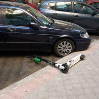 Hospitalizada de gravedad una mujer tras ser atropellada por un patinete eléctrico en Vigo