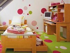 Foto 5 de 7 de la galería elegir-color-paredes-infantiles en Decoesfera