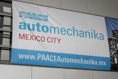 Se llevó a cabo PAACE Automechanika México 2013