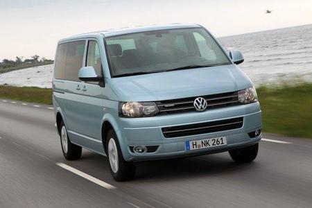 Volkswagen Multivan BlueMotion: sólo 6,4 l/100 km